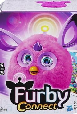 Naujas Furby connect