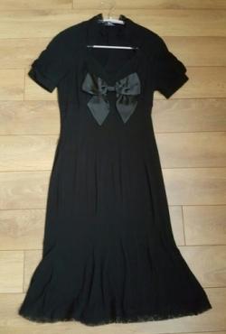 Puošni Morgan suknelė