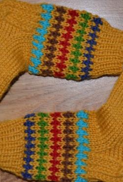 Megztos kojinės