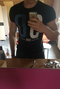 JACK&JONES marškinėliai