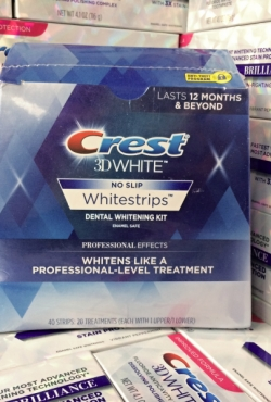 Crest 3D Luxe Professional effects