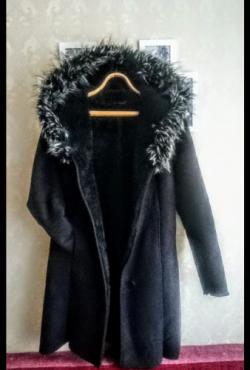 Verstos odos paltukas su kailiu