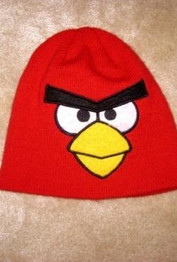 Ryski Angry Birds kepuryte 98/110cm